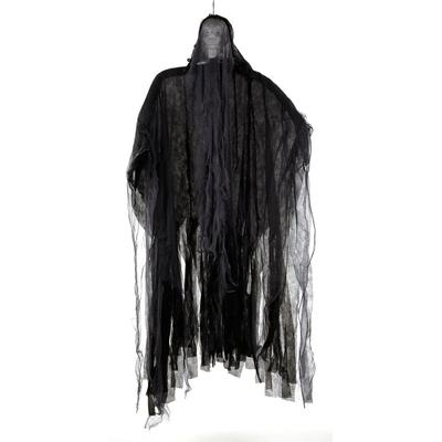 Squelette lambeau noir lumineux