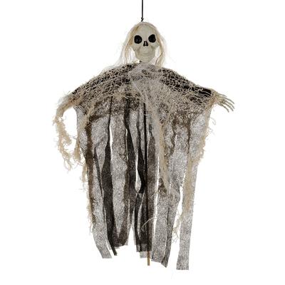 Squelette sur baton