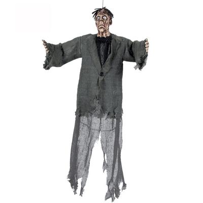 Suspension Halloween zombie 90 cm