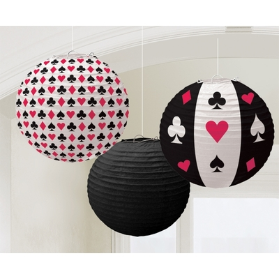 Lampion Jeu de cartes