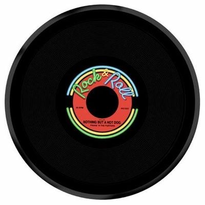 Décoration Thème Musique Disque Vinyle