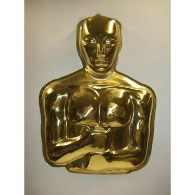 Buste Oscar 3D