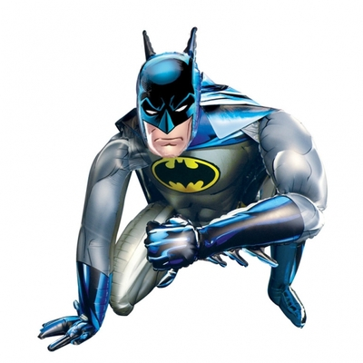 Ballon géant  mylar ou aluminium Batman airwalker