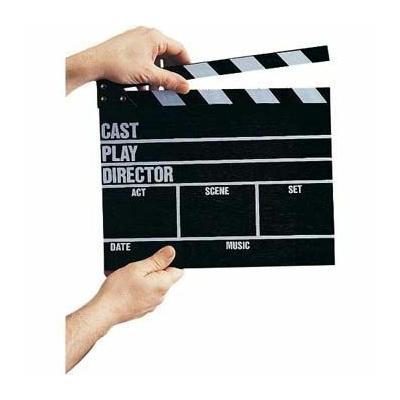 Clap Cinéma Grand Format