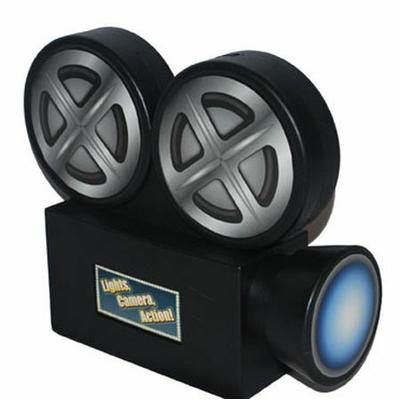 Caméra Décor 3D En Plastique (Tirelire )
