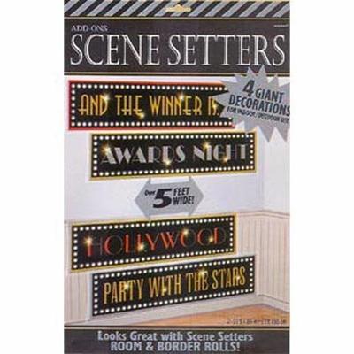 Scènes Hollywood Par 4