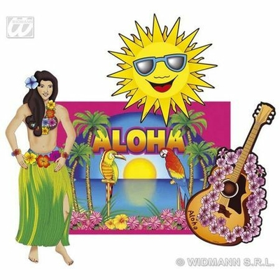 Cut Out Aloha