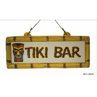 Enseigne Tiki Bar