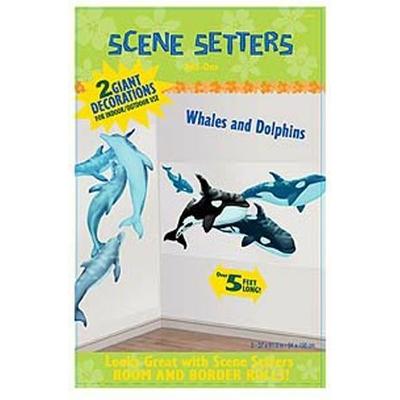Scènes Dauphins