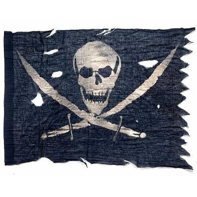 Drapeau de Pirate Réaliste