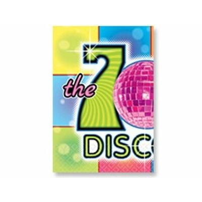 Nappe Disco 70'S Boule