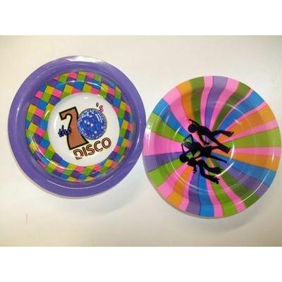 2 Coupelles Thème Disco