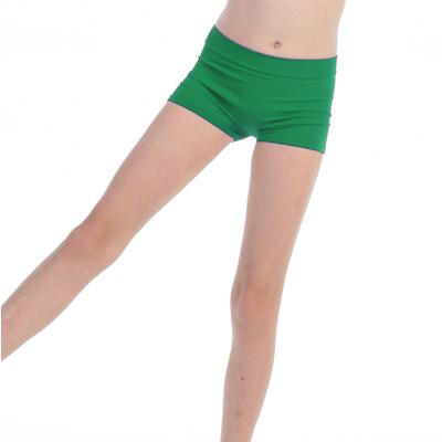 Short de danse enfant vert bresil