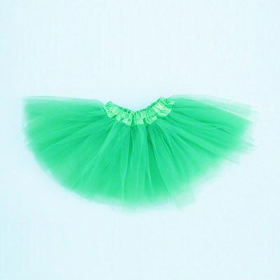 Mini jupe tutu vert bresil