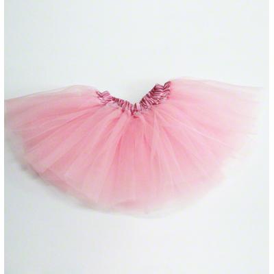 Mini jupe tutu rose enfant