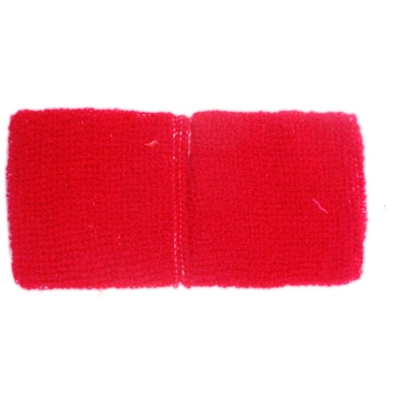 Bracelets éponge rouge