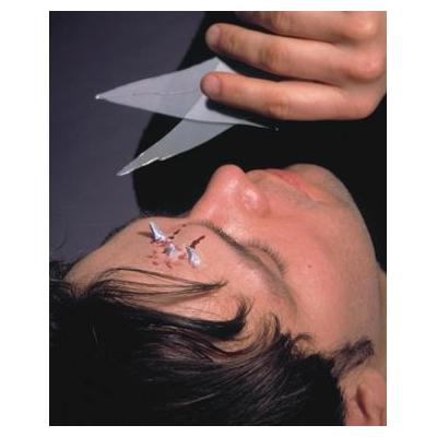 Cicatrice Latex Éclat de Verre