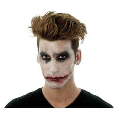 Cicatrices bouche Joker en latex