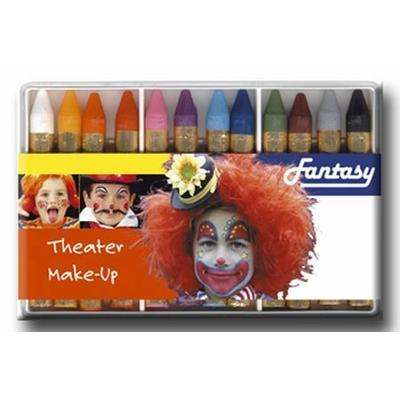 12 Crayons de Maquillage