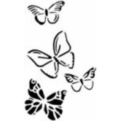 Kit Tatouage papillons