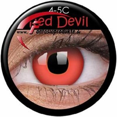 Lentilles de Contact Rouges