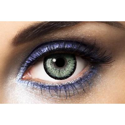 Lentilles Big Eyes green