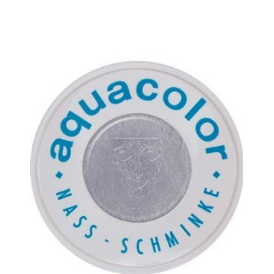 Aquacolor métallisé Kryolan ARGENT