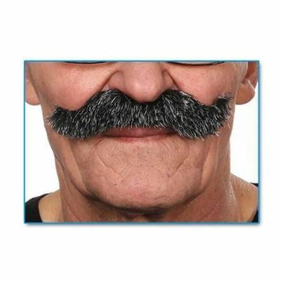 Moustaches Papy Poivre Et Sel