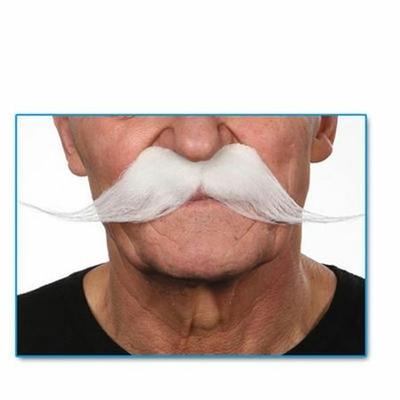 Moustache Blanche