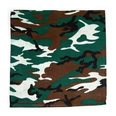 Bandana Motifs Camouflage