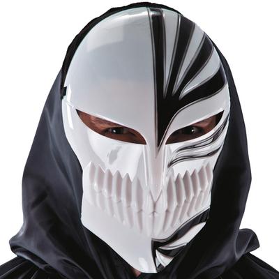 Masque hollow de Ichigo noir et blanc