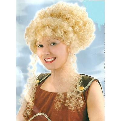 Perruque Grecque Ou Romaine Blonde