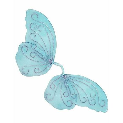 Ailes de Papillon Bleues Turquoises
