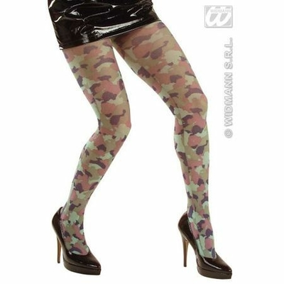 collants Militaire Camouflage