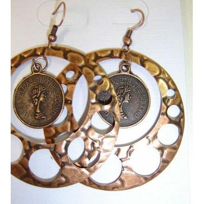Boucles d'Oreilles Romaines 4