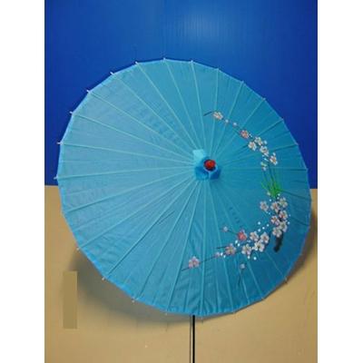 Ombrelle Chinoise Bleue