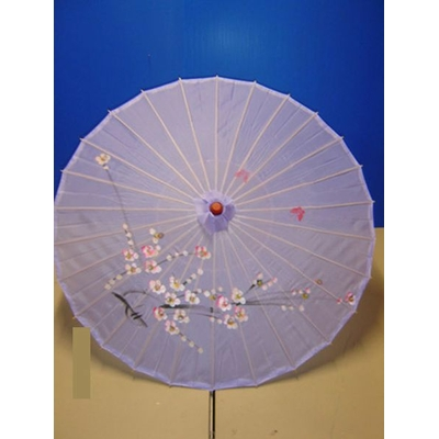 Ombrelle Chinoise Parme 45 cm