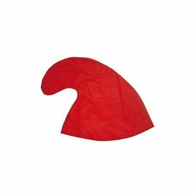 Chapeau Grand Schtroumpf Rouge