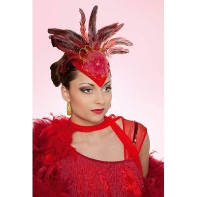 Bibi Gothique Rouge