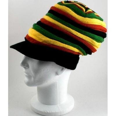 Bonnet Jamaïcain Bob Marley
