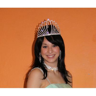 Diadème Miss Monde En Cristal 02