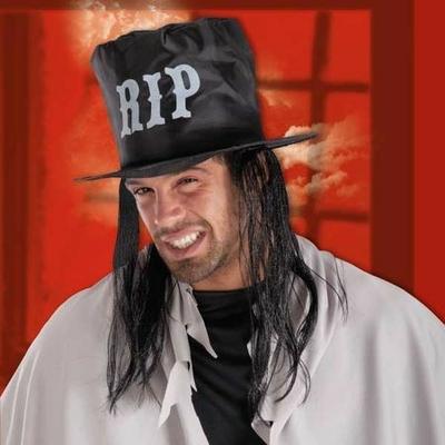 Chapeau Halloween R I P