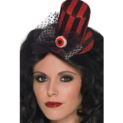 Mini chapeau gothique OEIL