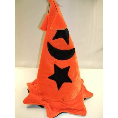 Chapeau Halloween Orange