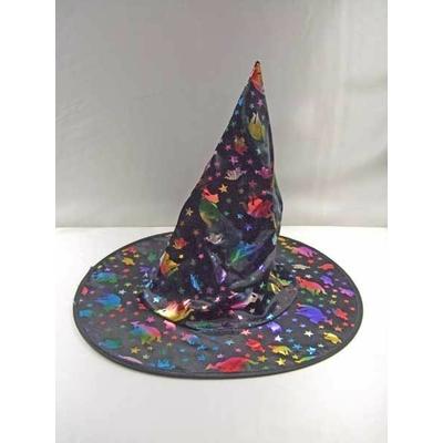 Chapeau de Sorcière Halloween Enfant