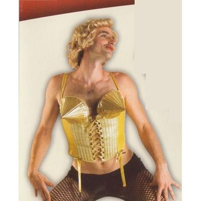 Corset Madonna Pour Homme