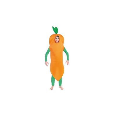 Déguisement de carotte