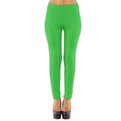 Legging lycra vert
