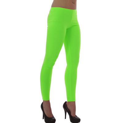 Legging fluo vert