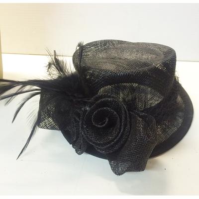Mini Chapeau Gothique Noir
